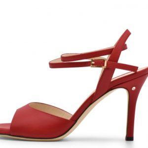 Chanel Dus Nappa Rosso